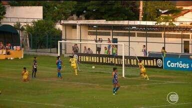 Meninas do Tiradentes conseguem primeira vitória na Série A2 do Brasileirão - Meninas do Tiradentes conseguem primeira vitória na Série A2 do Brasileirão