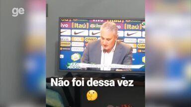Jogador aguarda sua convocação para Seleção Brasileira - Jogador aguarda sua convocação para Seleção Brasileira
