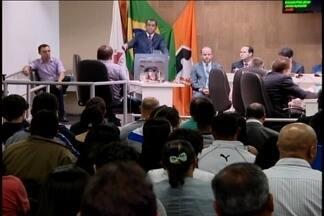 Câmara de Divinópolis lotou em audiência sobre segurança pública - Novos dados sobre os crimes violentos na cidade foram apresentados.