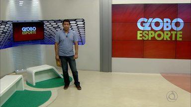Confira na íntegra o Globo Esporte desta sexta-feira (19/05/2017) - Kako Marques traz as principais notícias do esporte paraibano