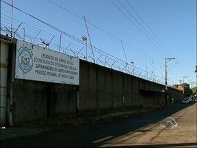 Agentes da Susepe aderem a paralisação nacional em Passo Fundo, RS - Partes dos serviços penitenciários estão paralisados