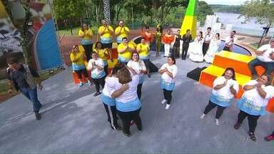 Brasil conheceu os quatro últimos participantes do Bem Verão - Onze participantes tem até o fim do ano para mudar de vida e perder muitos quilos.