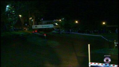80 equipes disputam o Rally Erechim no RS - São equipes do Brasil e países como Uruguai, Bolívia e Argentina.