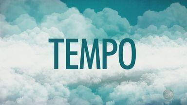 Domingo tem previsão de chuva forte para região de Campinas - Termômetros marcam mínima de 19º em Americana (SP) e máxima de 21º em Artur Nogueira (SP).