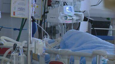 Hospitais de Campinas tem superlotação em leitos infantis na UTI - O Pronto Socorro da Unicamp suspendeu o atendimento infantil nesta semana pois todos os leitos na UTI estavam ocupados.