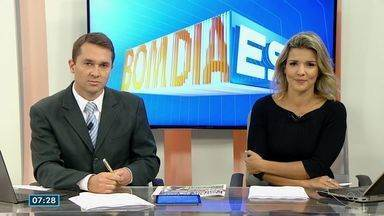 Confira os destaques do ESTV nesta segunda-feira (22) - Veja o que vai ser notícia de Norte a Sul do estado.