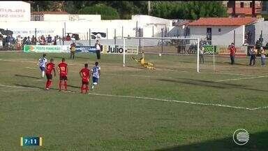 Altos e Parnahyba estreiam com vitória na Série D do Campeonato Brasileiro - Altos e Parnahyba estreiam com vitória na Série D do Campeonato Brasileiro