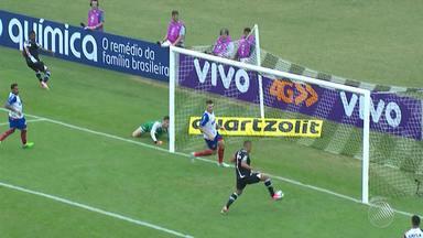 Bahia perde para o Vasco em jogo com defesas de Jean e expulsão de Armero - Confira as notícias do tricolor baiano.