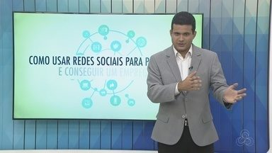 Especialista do AM fala sobre o uso das redes sociais - Flávio Guimarães fala sobre o assunto.