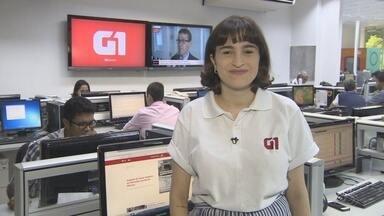 Confira os destaques do G1 Amazonas - Camila Henriques fala sobre o assunto.