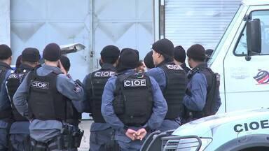 Quadrilha envolvida em roubo a bancos é presa - Prisões foram em Pernambuco e Paraíba, mas organização criminosa agia em Alagoas e outros estados do Nordeste.