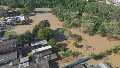 Rios Capivari transborda por conta de forte chuva no final de semana - Monte Mor (SP), Capivari (SP) e Rafard (SP), que ficam no curso do rio, sofreram prejuízos por conta de alagamentos.
