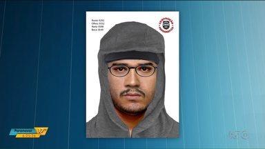 Polícia divulga retrato falado do suspeito de crime de ódio em Curitiba - O homem teria jogado ácido em um rapaz. A vítima teve queimaduras em várias partes do corpo.