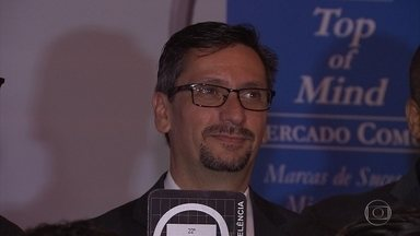 TV Globo Minas é reconhecida pelo público no Prêmio Top Of Mind - Premiação é promovida pela revista Mercado. Indicações foram feitas com base em uma pesquisa realizada na capital e no interior de Minas.