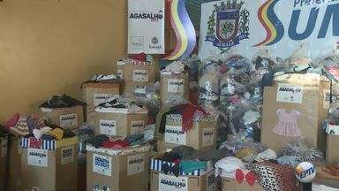 Onze cidades da região de Campinas têm mutirão de arrecadação de agasalhos neste sábado - Campanha é uma parceria entre a Prefeitura de Campinas e a EPTV.