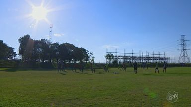 XV de Piracicaba se prepara para partida importante contra o Brusque no sábado - Jogo será em Santa Catarina a partir das 16h.