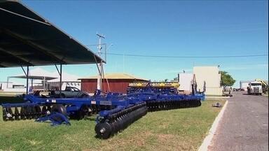 Bahia Farm Show apresenta as novidades em tecnologia agrícola - Expectativa é movimentar mais de R$ 1 bilhão na principal feira de tecnologia do NE.