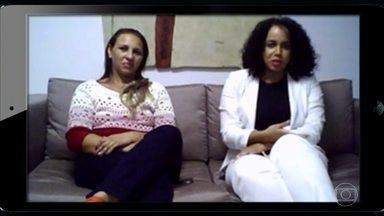 Janaína Canuto fala sobre uso de Ayahuasca para combater depressão - Ela participa de uma pesquisa que estuda o uso da substância em tratamento médico. Dartiu Xavier e Arthur Guerra torcem para que tratamento da costureira dê certo