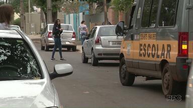 Foztrans deve mudar sentido de ruas para melhorar trânsito em frente as escolas - Em alguns casos será feita apenas a sinalização da via.