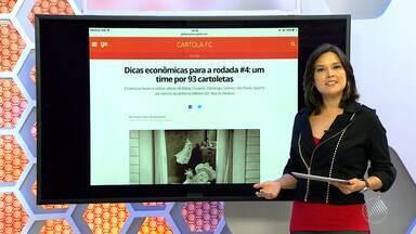 GE.COM dá dicas econômicas para o Cartola FC - Três jogadores do Bahia estão entre as dicas.