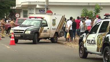 Acidentes de trânsito matam mais que armas de fogo em Maringá - Prevenção pode ser a arma para diminuir as mortes no trânsito