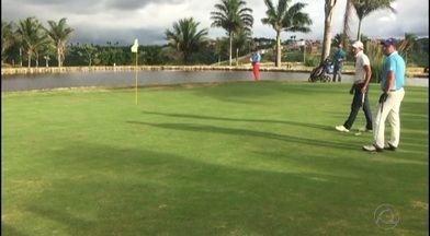 Aberto da Paraíba de Golfe movimenta Bananeiras com atletas de cinco estados - Torneio foi válido pelo ranking regional, que tem etapa até nos Estados Unidos