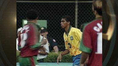 Atlanta 96 - Bronze do Brasil no futebol masculino