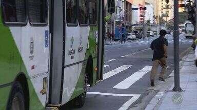 """Campinas registra aumento no número de atropelamentos no mês de maio - Cidade realizava campanha """"Maio Amarelo"""" sobre conscientização da violência no trânsito."""