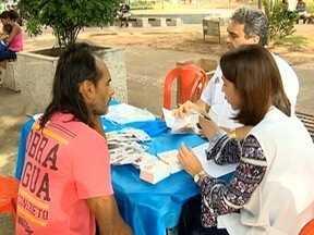 Prudente realiza ação de conscientização sobre os malefícios do cigarro - Dia Mundial Sem Tabaco foi marcado pela atividade.