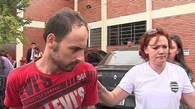 TJ mantém decisão que manda Paulo Spinardi a júri popular - Ele é acusado de ter jogado a ex-namorada de um paredão de pedra, na região do Rio São Jorge, em Ponta Grossa. Crime aconteceu em 2015.