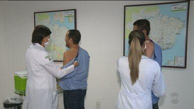 Empresas oferecem vacina contra gripe para empregados em Campina Grande - A gripe é um dos motivos de afastamento de funcionários do trabalho.