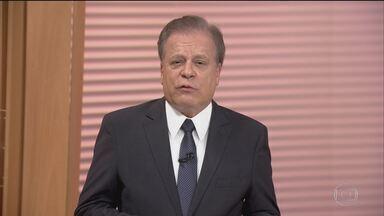 Bom Dia Brasil - Edição de quarta-feira, 07/06/2017 - O Tribunal Superior Eleitoral abre o segundo dia do julgamento que pode cassar a chapa Dilma-Temer. É a primeira vez que o TSE decide sobre o mandato de um presidente no cargo. E mais as notícias da manhã.