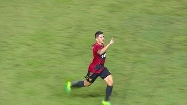 Os gols de Sport 2 x 0 Flamengo pela 5ª rodada do Campeonato Brasileiro - Osvaldo e Thomás marcaram os gols da partida.