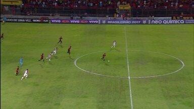 Melhores momentos de Sport 2 x 0 Flamengo pela 5ª rodada do Campeonato Brasileiro - Osvaldo e Thomás marcaram os gols da partida.