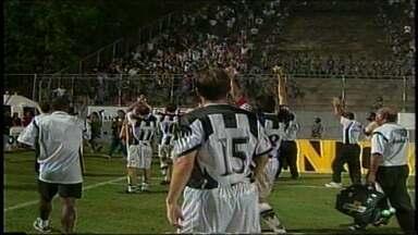No jogo decisivo da semifinal de 99, deu Galo: 3 a 0 no Barradão - Guilherme e Marques marcaram os gols da vitória atleticana