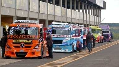 Copa Truck chega a Campo Grande com disputa acirrada entre os líderes - Copa Truck chega a Campo Grande com disputa acirrada entre os líderes