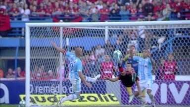 Os gols de Avaí 1 x 1 Flamengo pela 6ª rodada do Campeonato Brasileiro - Rômulo abriu o placar para os donos da casa e Leandro Damião garantiu o empate para os cariocas.