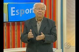 Ivo Amaral comenta os destaques do esporte paraense nesta quinta-feira (15) - Ivo Amaral comenta os destaques do esporte paraense nesta quinta-feira (15)