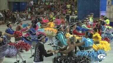 Forró e Folia começa nesta quinta-feira em Maceió - É o maior concurso de quadrilhas juninas de Alagoas.
