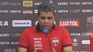 Figueirense anuncia Marcelo Cabo como técnico para a sequência da Série B - Figueirense anuncia Marcelo Cabo como técnico para a sequência da Série B