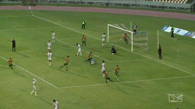 Sampaio e Cordino jogaram pela final do Campeonato Maranhense, e o time de São Luís venceu - Sampaio e Cordino jogaram pela final do Campeonato Maranhense, e o time de São Luís venceu.