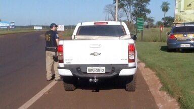 Polícia faz operação no feriado para prevenir crimes e abusos nas rodovias de MS - Preocupação é com o aumento de veículos nas estradas por causa do feriado e do ponto facultativo na sexta-feira (16).