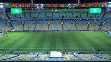 Grêmio enfrenta o Fluminense no Maracanã nesta quinta-feira - Partida é válida pela sétima rodada do Brasileirão.