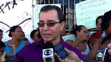 Médico André Sotero entrega secretaria da saúde de Aracaju - Médico André Sotero entrega secretaria da saúde de Aracaju.