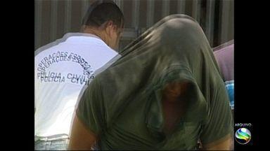 Justiça concedeu alvará de soltura a Albano Almeida - Ele foi condenado por estuprar ex-namorada e matar sogra. Crime aconteceu no ano de 2003.