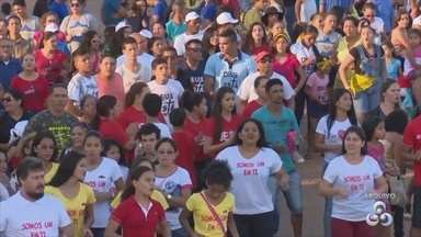 Marcha pra Jesus vira lei municipal em Guajará-Mirim - Evento anual acontece neste fim de semana.