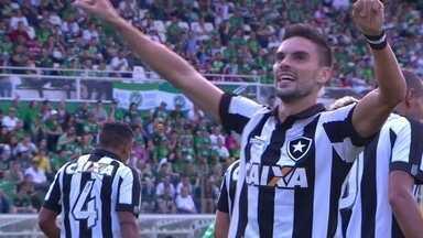 Os gols de Chapecoense 0 x 2 Botafogo pela 8ª rodada do Campeonato Brasileiro - Os gols de Chapecoense 0 x 2 Botafogo pela 8ª rodada do Campeonato Brasileiro