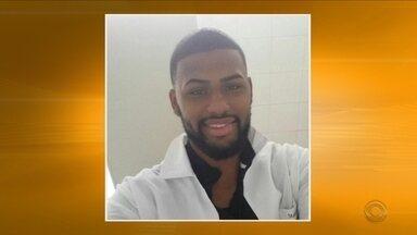 Reunião discute segurança pública em Navegantes após morte de balconista de farmácia - Reunião discute segurança pública em Navegantes após morte de balconista de farmácia