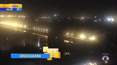 Tempo: confira o amanhecer no interior do RS nesta segunda-feira (19) - Veja as temperaturas.