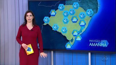 Tempo: frio se intensifica nesta terça-feira (20) no RS - Há previsão de geada para várias regiões do estado.